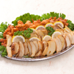 鶏唐揚げとポテトフライ